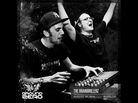 The Braindrillerz Ground Zero Festival 2014 Promo Mix
