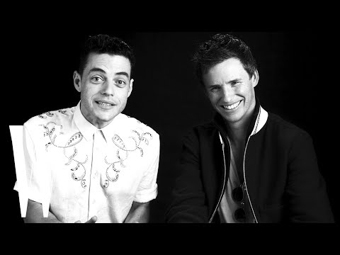 Rami Malek and Eddie Redmayne on First Kisses, Musical Tastes, and 'The Hills' Reboot | W Magazine