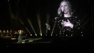 Gambar cover Adele - Love in the Dark - Live Verona