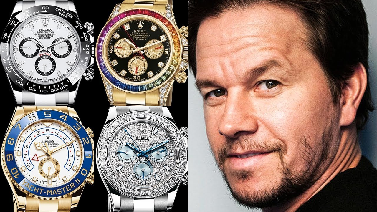 owned celebrity block watches rocked the auction watch youtube that