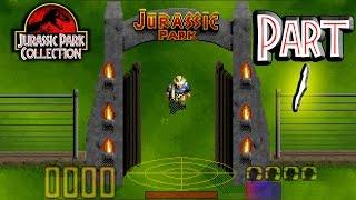 Repeat youtube video Jurassic Park - SNES Part 1