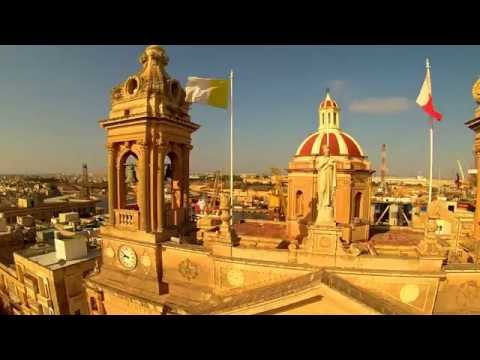 Senglea, Cospicua, Vittoriosa (3 cities) {part 1 } ~ MALTA