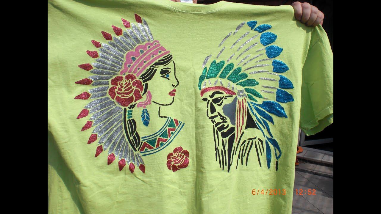 Textildesign Mit Deka Textilfarben Textilgestaltung Diy T