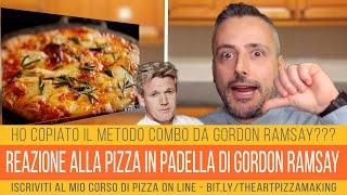 Il Metodo Combo è Copiato Dal Video di Gordon Ramsay Sulla Pizza Margherita?