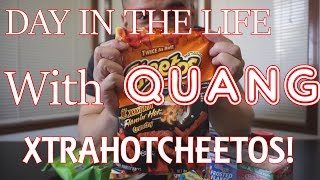QT MY LIFE XTRA HOT CHEETOS