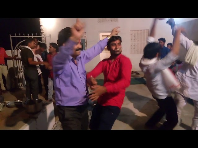 My friend and me group dance