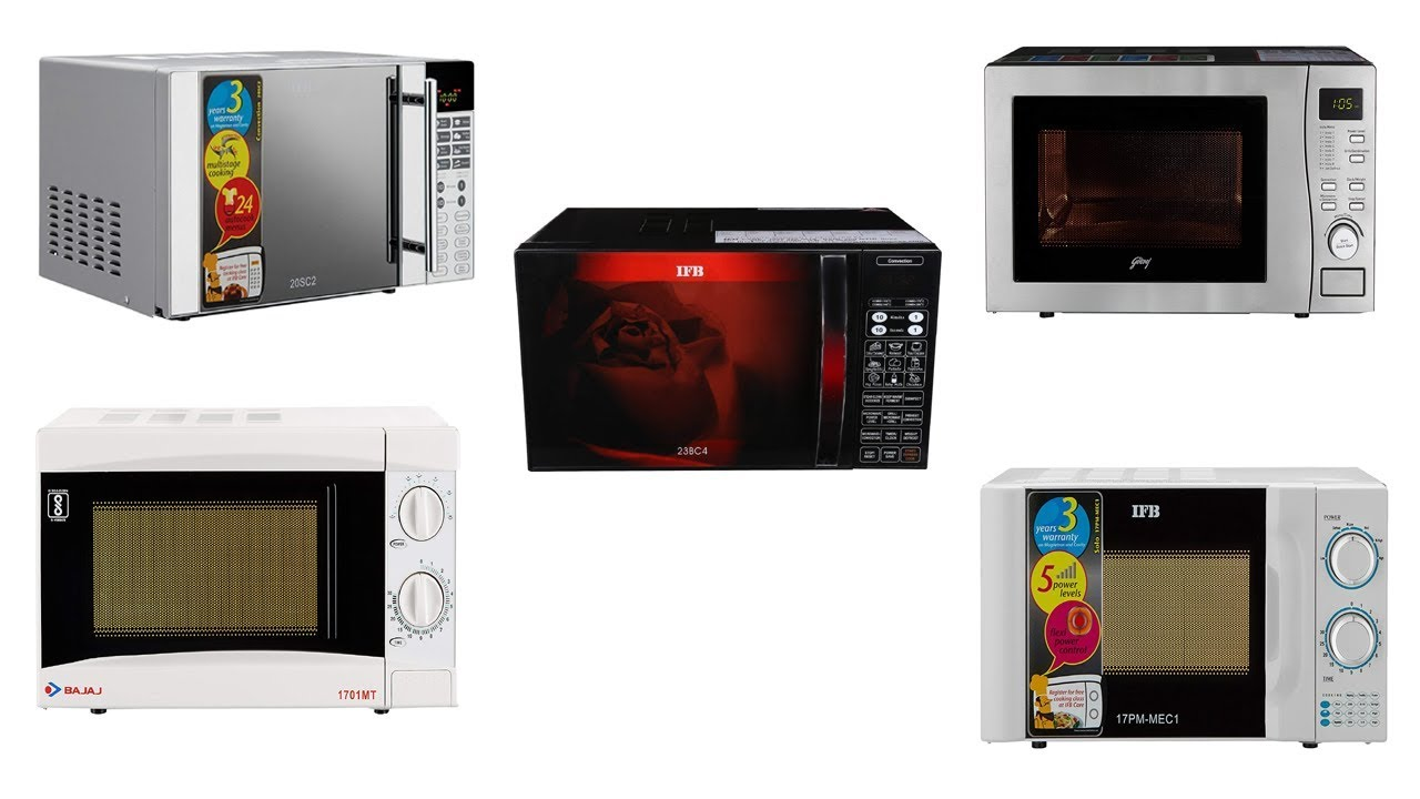 Microwave Oven Brands In India 2019