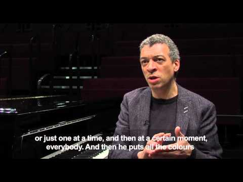 Roderick Williams on The Rime of The Ancient Mariner