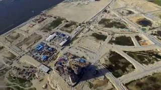 Eko Atlantic Progress Video May 2016
