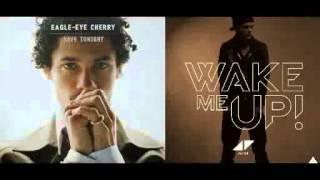 Wake Me Up And Save Tonight (JTKO mashup) - Avicii Aloe Blacc & Eagle Eye Cherry