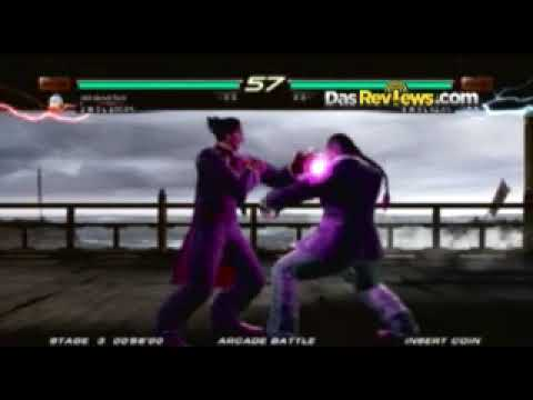 Tekken 6 Gameplay Review Xbox 360 Tekken 6 Vs Ps3 Tekken 6 Youtube