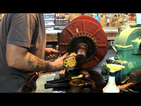 Anchor Winch Rebuild - Part 1