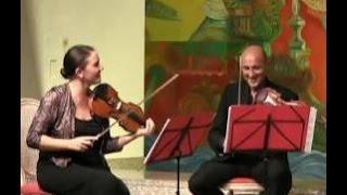 Funny duet for two cats - Gioacchino Rossini - European Soloist Quartet