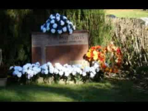 Ernie Davis Grave Site 10-10-2008-Rod Denson Video