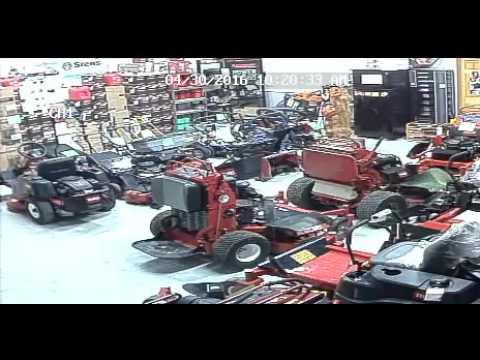 Odon Garcias In Joliet Store We caught stealing