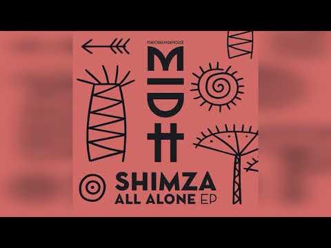 Shimza feat. Argento Dust — All Alone (Original Mix)