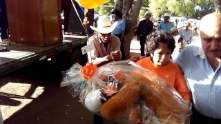 Ofrecen festejo panistas por triunfo en el Municipio de Santa Isabel Chih.