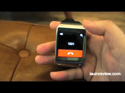 [HD] รีวิว Samsung Galaxy Gear แบบไทยไทย :: ฉันไง นาฬิกาโทรศัพท์ได้ ถ่ายรูปได้