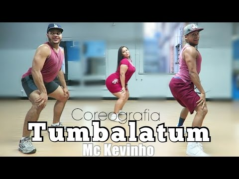 Tumbalatum - MC Kevinho COREOGRAFIA thumbnail