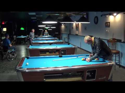 Rodney Sheldon vs. John Moody Jr @Milford Billiards