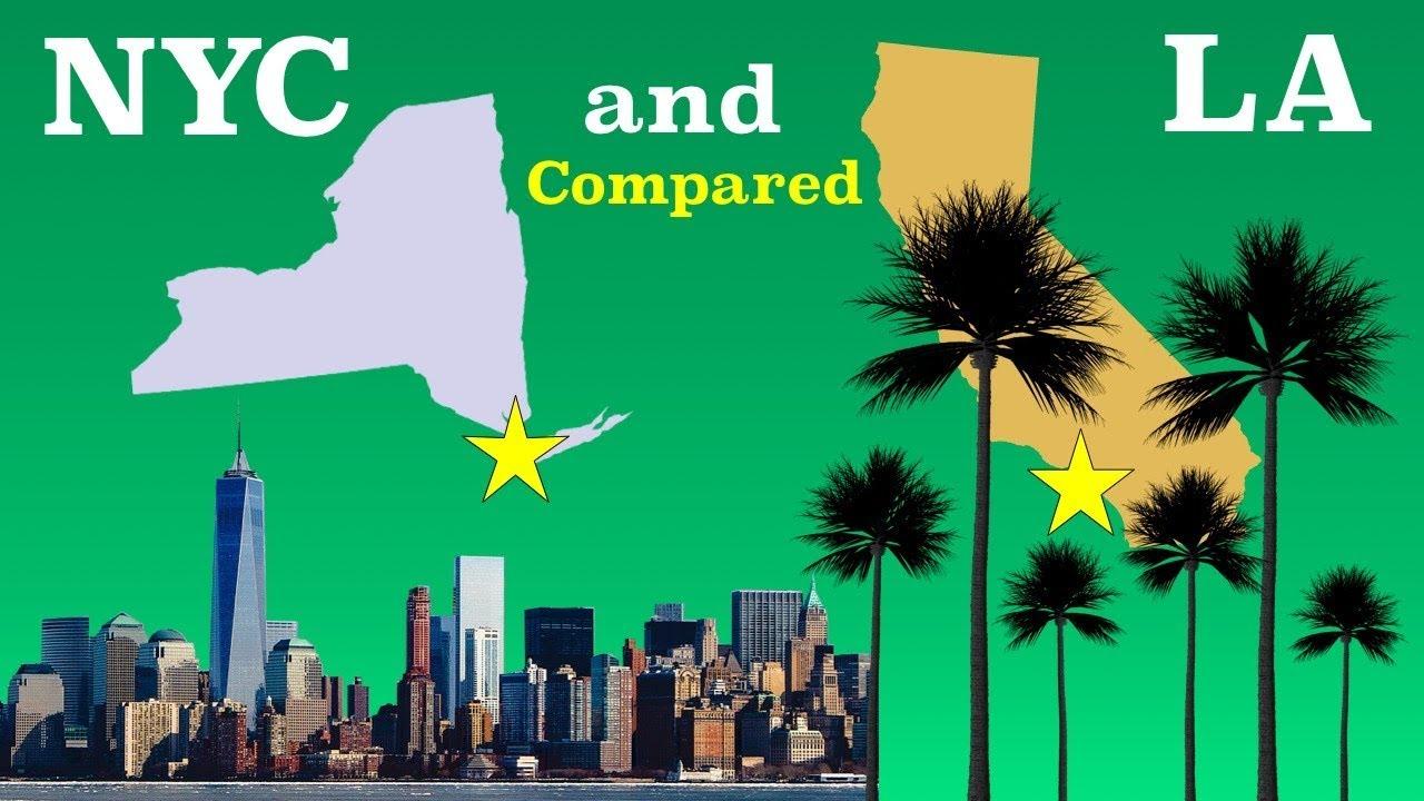 Dating i Los Angeles vs New York