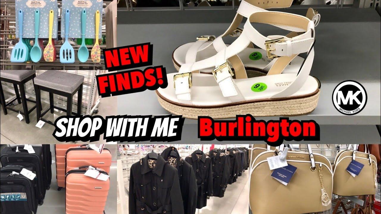 BURLINGTON SHOP WITH ME DESIGNER HANDBAGS SHOES KITCHENWARE & MORE! | VIRTUAL WALKTHROUGH SHOPPING