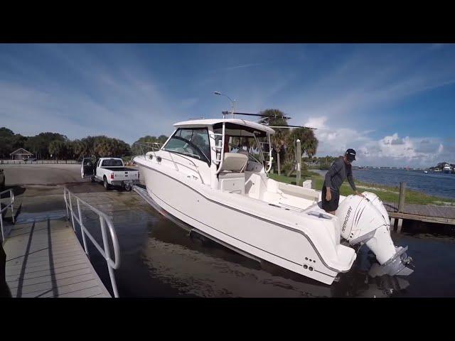 TRB Today (11/6/19) - Boston Whaler Repower & Sea Trial