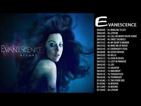evanescence-greatest-hits-  -best-evanescence-songs