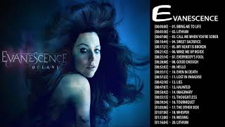 Evanescence Greatest Hits || Best Evanescence Songs