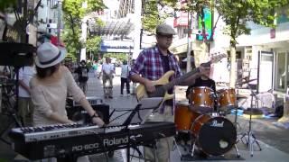20131012 Spresso LIVE@Yokohama Jazz Promenade.