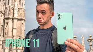 iPhone 11 UNBOXING e PRIME IMPRESSIONI
