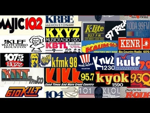 Houston Radio - Jingles, etc