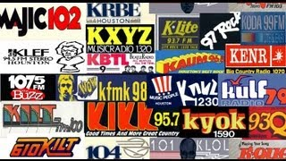 Houston Radio Stations - Jingles, etc