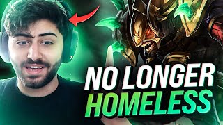 Yassuo | NO LONGER HOMELESS!!! (Jungle Unranked to Challenger)