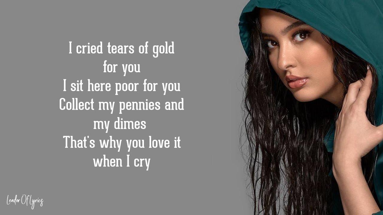 Download Faouzia - Tears of Gold (Lyrics)