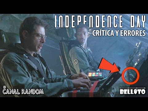 Errores de películas Independence Day Crítica y Review WTF PQC