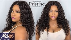 Where did you get those WAVES from!? 😮 Pristine Brazilian Human Hair review | Ft. Mane Concept