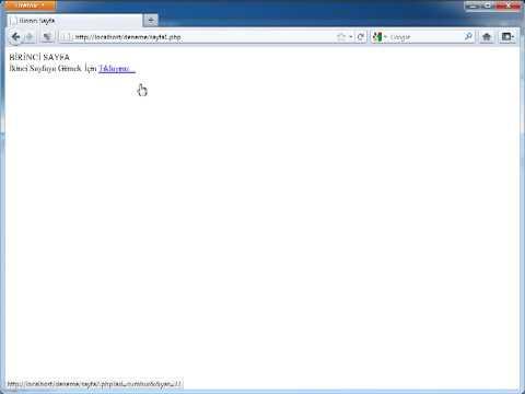 39 PHP Urlencode Ve Urldecode