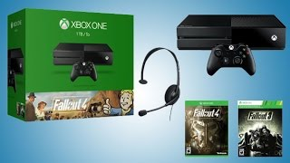 Fallout 4 1tb Xbox One Bundle Gamestop faceplate