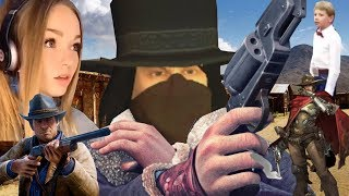 Mount and Blade but with Guns (Cowboy Mod)