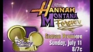 Hannah Montana Forever NEW Trailer