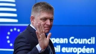 Премьер Словакии ушёл с поста после убийства журналиста