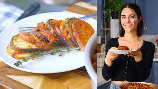 SUPER SIMPLE RATATOUILLE / VEGAN COMFORT FOOD