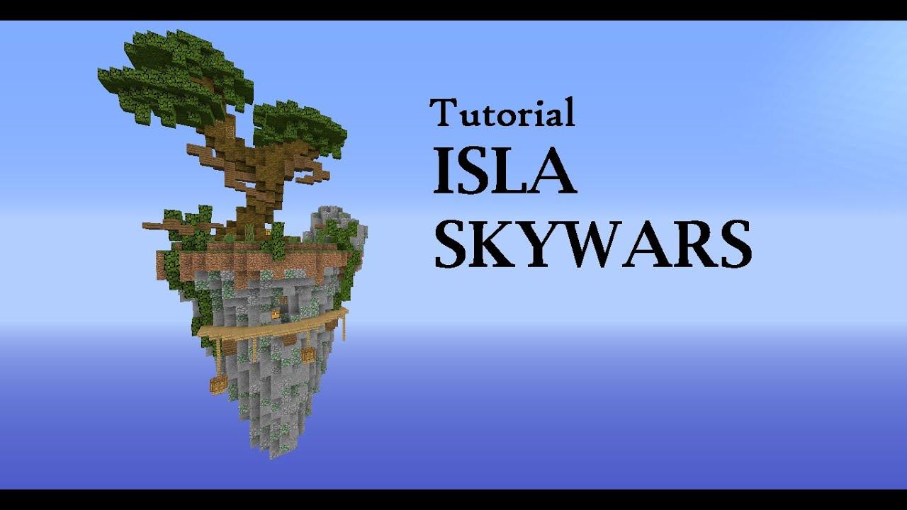 Tutorial de isla skywars isla flotante minecraft - Juegos de construir tu isla ...