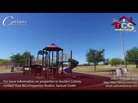 Austin's Colony Bryan Realtor Tour | Your BCS Properties