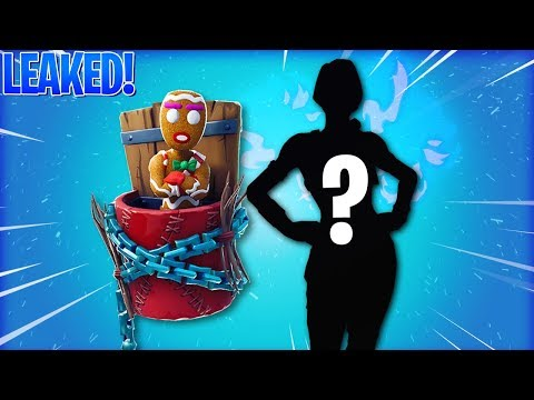 14 Days Of Fortnite FINAL GIFT *LEAKED*! (Fortnite Battle Royale)