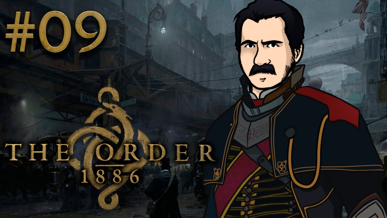 PS4 Exclusive The Order: 1886 - Video and Animated GIF