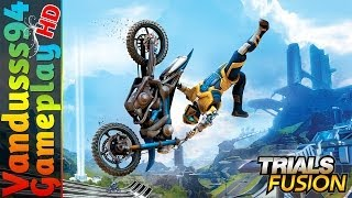 Trials Fusion Gameplay [PC FULL HD]