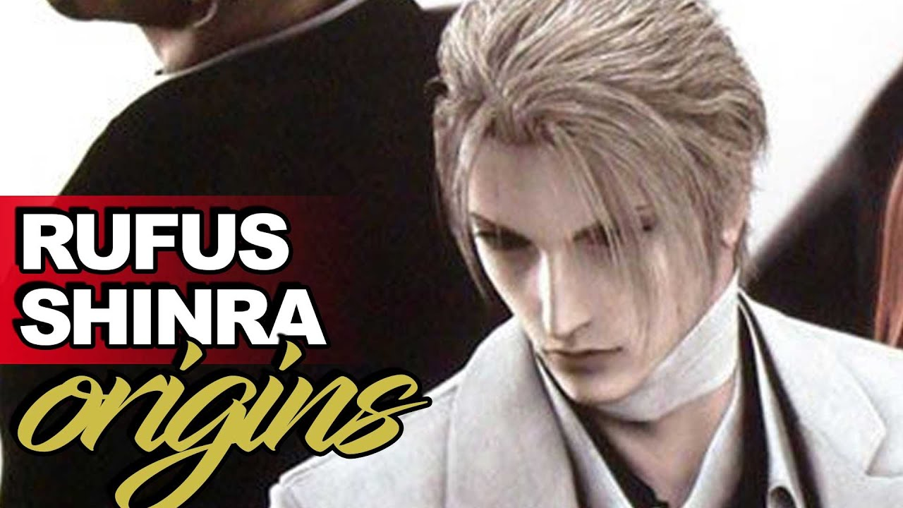 Final Fantasy 7 Lore ► Rufus Shinra's Origins Explained
