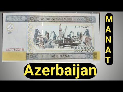 Azerbaijan Currency || Azerbaijan Manat